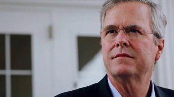 Right to Rise USA TV Spot, 'Guts' Featuring Jeb Bush - 36 commercial airings