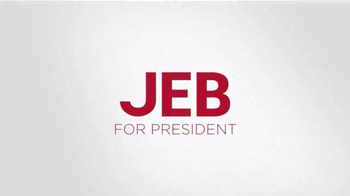 Right to Rise USA TV Spot, 'Guts' Featuring Jeb Bush - Thumbnail 9