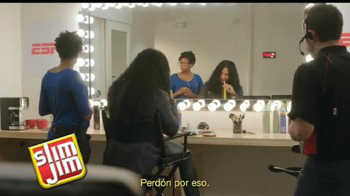 Slim Jim TV Spot, 'The Polamalu Hair' con Ryan Clark [Spanish] - Thumbnail 10