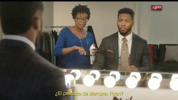 Slim Jim TV Spot, 'The Polamalu Hair' con Ryan Clark [Spanish] - Thumbnail 3
