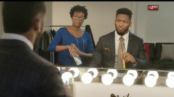 Slim Jim TV Spot, 'The Polamalu Hair' con Ryan Clark [Spanish] - Thumbnail 4