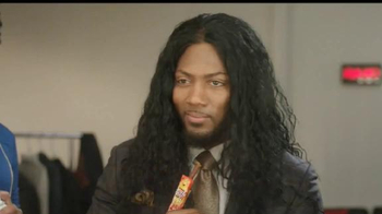 Slim Jim TV Spot, 'The Polamalu Hair' con Ryan Clark [Spanish] - Thumbnail 6