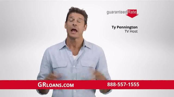 Guaranteed Rate TV Spot, 'Question' Featuring Ty Pennington - Thumbnail 1