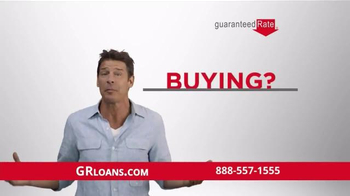 Guaranteed Rate TV Spot, \'Question\' Featuring Ty Pennington