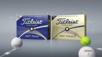Titleist NXT Golf Ball Series TV Spot, 'Innovation That Matters' - Thumbnail 10