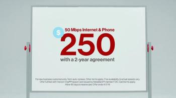 Fios by Verizon TV Spot, 'Small Business' - Thumbnail 8