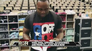ROH Wrestling Pro Shop TV Spot, 'Sweet Deals' Featuring ACH - Thumbnail 7