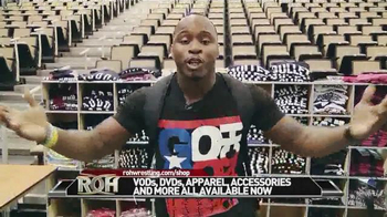 ROH Wrestling Pro Shop TV Spot, 'Sweet Deals' Featuring ACH - Thumbnail 3