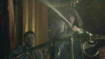 Beautyrest Hybrid Lines TV Spot, 'Look Out World: Champagne' - Thumbnail 7