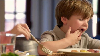 SeaPak Jumbo Butterfly Shrimp TV Spot, 'Food Network: Family Meals'