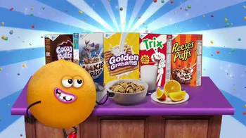 General Mills TV Spot, 'Tastes Like Saturday' - Thumbnail 8