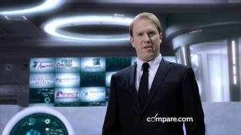 Compare.com TV Spot, 'Agent Compare: Saving Humanity' - Thumbnail 4