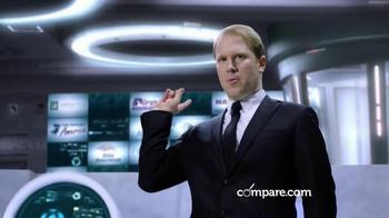 Compare.com TV Spot, 'Agent Compare: Saving Humanity' - Thumbnail 5