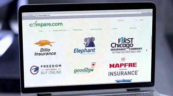 Compare.com TV Spot, 'Agent Compare: Saving Humanity' - Thumbnail 8