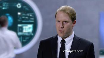 Compare.com TV Spot, 'Agent Compare: Saving Humanity'