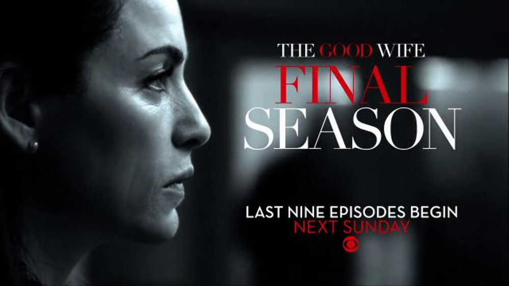 The Good Wife Super Bowl 2016 TV Promo