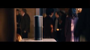 Amazon Echo Super Bowl 2016 TV Spot, 'Baldwin Bowl Party' Ft. Missy Elliott - Thumbnail 6