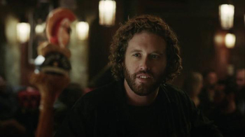 Shock Top Super Bowl 2016 TV Spot, 'Unfiltered Talk' Featuring T.J. Miller - 1133 commercial airings