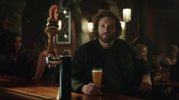 Shock Top Super Bowl 2016 TV Spot, 'Unfiltered Talk' Featuring T.J. Miller - Thumbnail 8