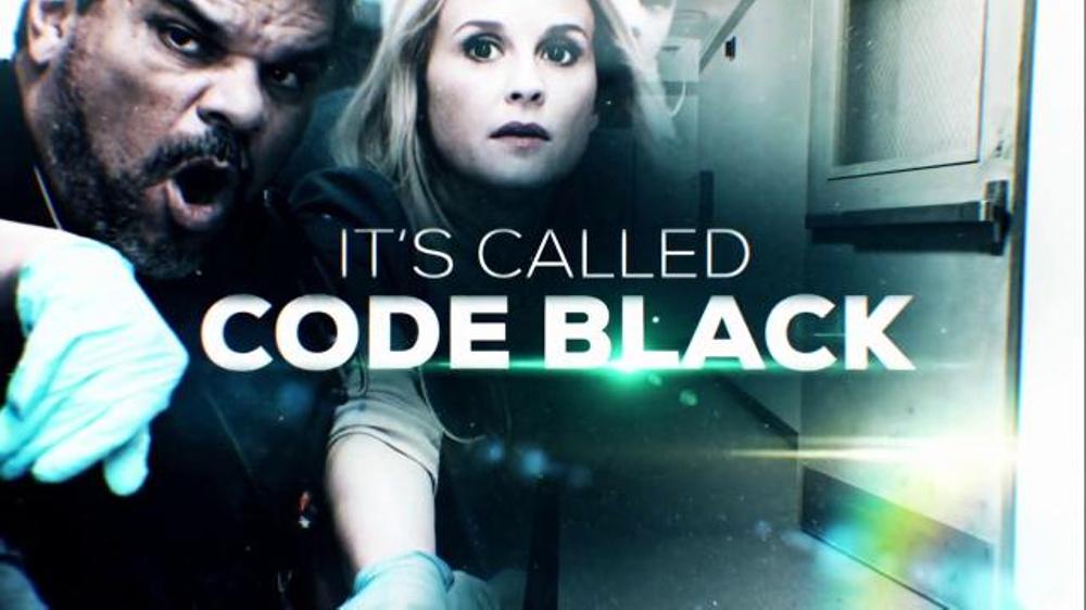 Code Black Super Bowl 2016 TV Promo