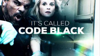 CBS: Code Black Super Bowl 2016 TV Promo