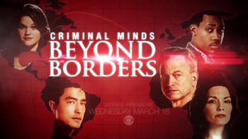 Criminal Minds: Beyond Borders Super Bowl 2016 TV Promo - Thumbnail 7