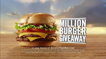 Jack in the Box Super Bowl 2016 TV Spot, 'Declaration of Delicious' - Thumbnail 9