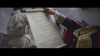 Jack in the Box Super Bowl 2016 TV Spot, 'Declaration of Delicious' - Thumbnail 2