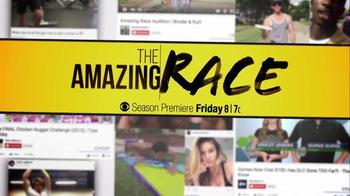 The Amazing Race Super Bowl 2016 TV Promo - Thumbnail 6
