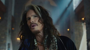 Skittles Super Bowl 2016 TV Spot, 'The Portrait' Featuring Steven Tyler - Thumbnail 1