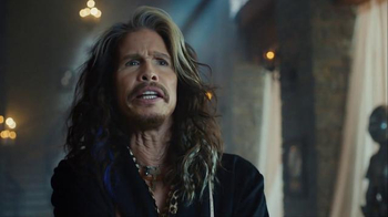 Skittles Super Bowl 2016 TV Spot, 'The Portrait' Featuring Steven Tyler - Thumbnail 4
