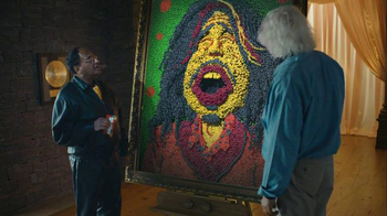Skittles Super Bowl 2016 TV Spot, 'The Portrait' Featuring Steven Tyler - Thumbnail 8