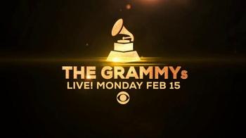 CBS The Grammys Super Bowl 2016 TV Promo - Thumbnail 10