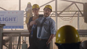 Bud Light Super Bowl 2016 TV Spot, 'The Bud Light Party' Ft. Seth Rogen - Thumbnail 3