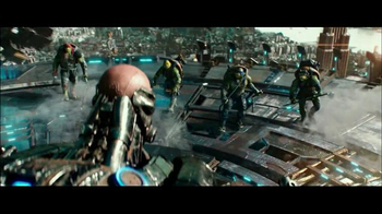 Paramount Pictures: Teenage Mutant Ninja Turtles: Out of the Shadows Super Bowl 2016