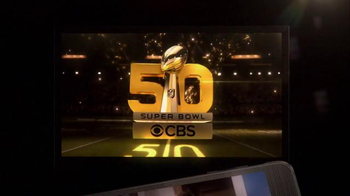 CBS Super Bowl 2016 TV Promo, 'The One'
