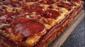 Little Caesars Bacon Wrapped Deep!Deep! Dish TV Spot, 'Corporate Scapegoat' - Thumbnail 1