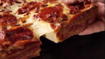 Little Caesars Bacon Wrapped Deep!Deep! Dish TV Spot, 'Corporate Scapegoat' - Thumbnail 2