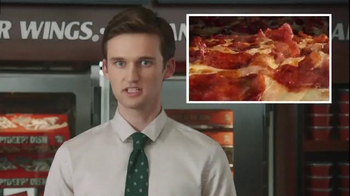 Little Caesars Bacon Wrapped Deep!Deep! Dish TV Spot, 'Corporate Scapegoat' - Thumbnail 5