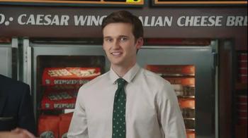 Little Caesars Bacon Wrapped Deep!Deep! Dish TV Spot, 'Corporate Scapegoat' - Thumbnail 9