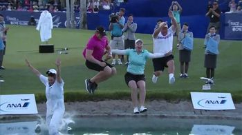 LPGA Race to CME Globe TV Spot, 'Victories' Ft. Lydia Ko, Brooke Henderson