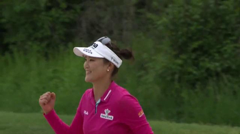 LPGA Race to CME Globe TV Spot, 'Victories' Ft. Lydia Ko, Brooke Henderson - Thumbnail 9