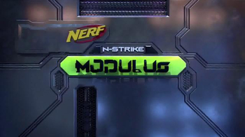 Nerf Modulus Recon MKII 4-in-1 Blaster TV Spot, 'More Blaster Combinations' - Thumbnail 1