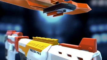 Nerf Modulus Recon MKII 4-in-1 Blaster TV Spot, 'More Blaster Combinations' - Thumbnail 4
