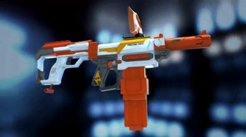 Nerf Modulus Recon MKII 4-in-1 Blaster TV Spot, 'More Blaster Combinations' - Thumbnail 5