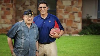 USAA TV Spot, 'The Right People' Featuring Ron Rivera - 125 commercial airings