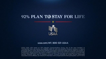 USAA TV Spot, 'The Right People' Featuring Ron Rivera - Thumbnail 8