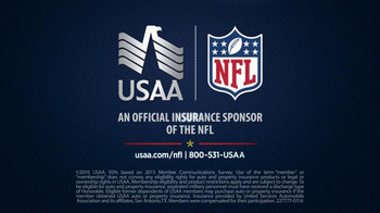 USAA TV Spot, 'The Right People' Featuring Ron Rivera - Thumbnail 7