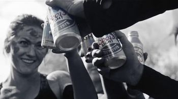 Coors Light TV Spot, 'Whatever Your Mountain'