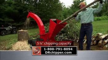 DR Power Equipment Chippers TV Spot, 'Low Price'
